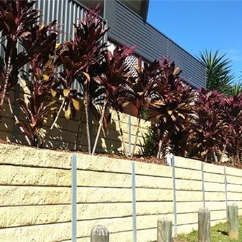 gold coast retaining walls